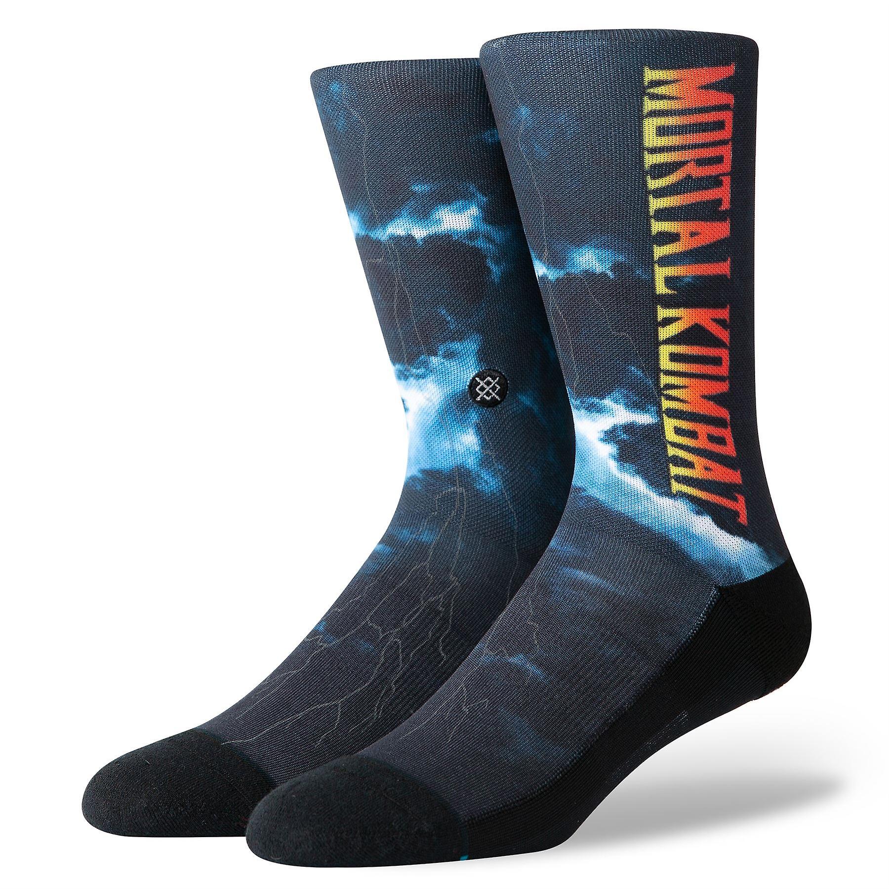 Stance Foundation Mens Socks ~ Mortal Combat II (size L)
