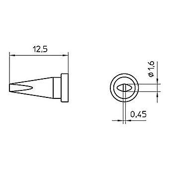 Weller LT ASL Punta de soldadura tamaño punta en forma de cincel 0.45 mm Longitud de la punta 13 mm Contenido 1 ud(s)