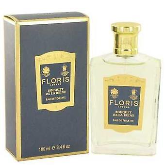 Floris Bouquet De La Reine von Floris Eau De Toilette Spray 3.4 Oz (Frauen) V728-518162