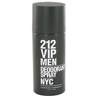 212 Vip By Carolina Herrera Deodorant Spray 5 Oz (men) V728-517353