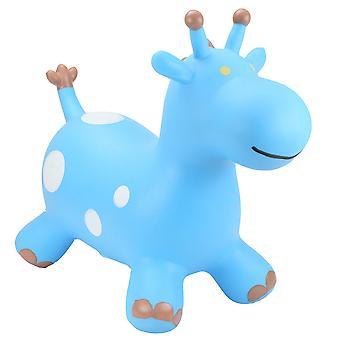 Happy Hopperz - Blue Giraffe