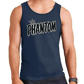 The Phantom Text Logo Men's Vest