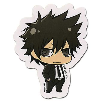 Sticker - Psycho-Pass - New SD Kogami Anime Gifts Toys Licensed ge55321