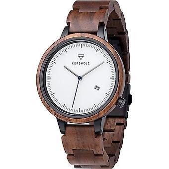 Kerbwood - Wristwatch - Unisex - Lamprecht - 4251240409900