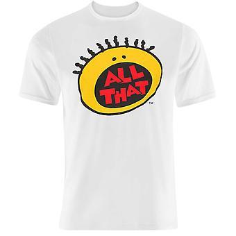 Tee-shirt blanc tout ce que Nickelodeon