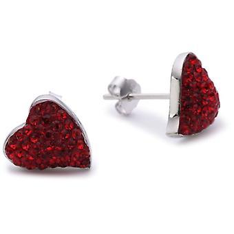 Pasionist 606668 - Women's lobe earrings - sterling silver 925