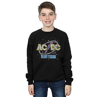 AC/DC jongens 1981 Live Tour Sweatshirt