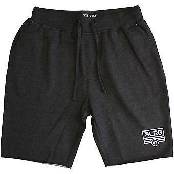 Lrg RC Flag Mens Sweat Shorts Black