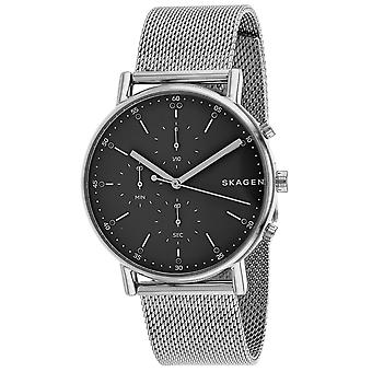 Skagen Men's Classic Grey Dial Watch - SKW6464