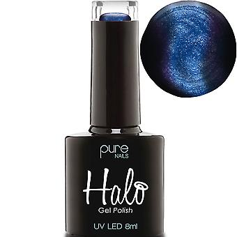 Halo Gel Nails Book Of Shadows 2019 LED/UV Gel Polish Collection - Wicca 8ml (N2740)