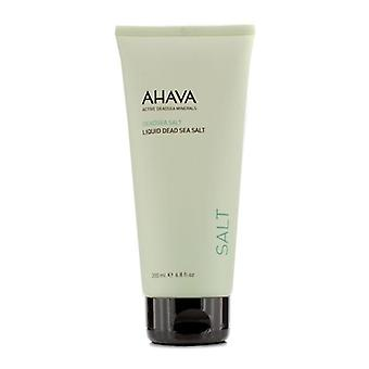 Ahava Deadsea Salt Liquid Deadsea Salt - 200ml/6.8oz