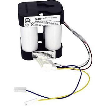 Eisemann Brennerbatterie Ersetzt Originalbatterie HSE7EX / SEB8 ex 4.8 V 8000 mAh