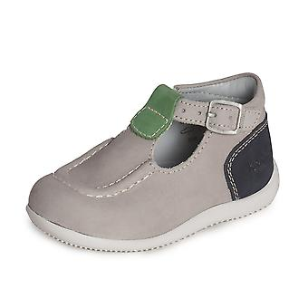 Moda de baloncesto Kickers Bonbek Golf Grey