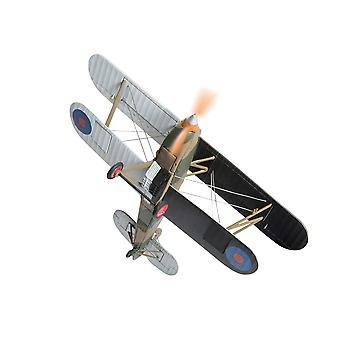 Hawker Fury 43 (Munic Crisis 1938) Diecast Model Airplane