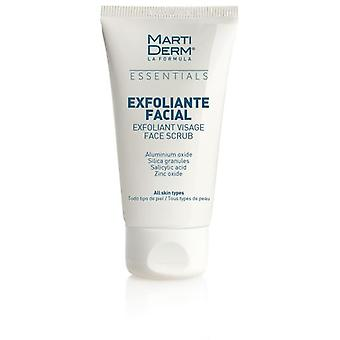Martiderm Essentials Facial Scrub 50 ml (Cosmetics , Face , Scrubs)