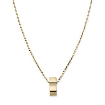 Rosefield BFCNG-J203 necklace and pendant - THE LOIS Colier charm dor Steel Women