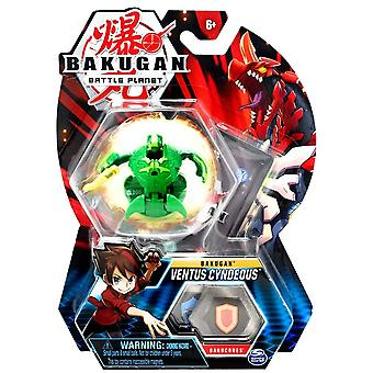 Core Bakugan 1 Pack 2 Inch Figure Ventus Cyndeous