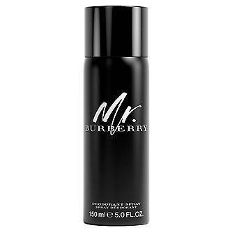 Herr Burberry Deodorant Spray 150ml