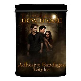 The Twilight Saga New Moon Adhesive Bandager i Tin