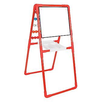 Pilsan Drawing Board With Abacus Red