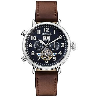 Muse Automatic Analog Men's Watch with Cowskin Bracelet I09503