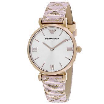 Armani Women-apos;s Classic Silver Watch - AR11126