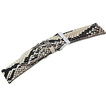 """רצועת עור לגברים של מורלטו-סלין בז ' 20 מ""""מ A01X1458474024CR20"""