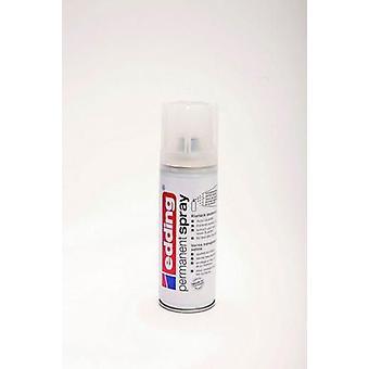 edding-5200 perm.spray clear lacquer mat NL/F 1PC 200ML / 4-NL5200995