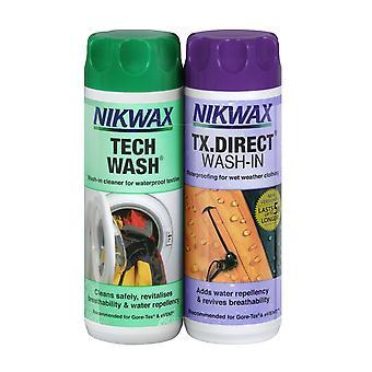 Nikwax Tech pesu / TX. Suora 300 ml