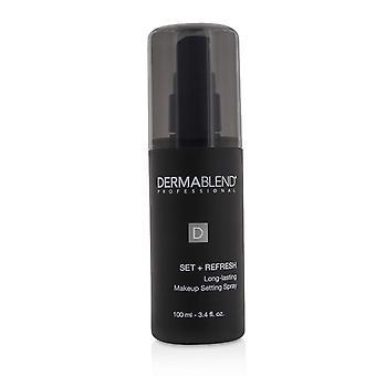 Set + refrescar spray de ajuste de maquillaje de larga duración 215199 100ml/3.4oz