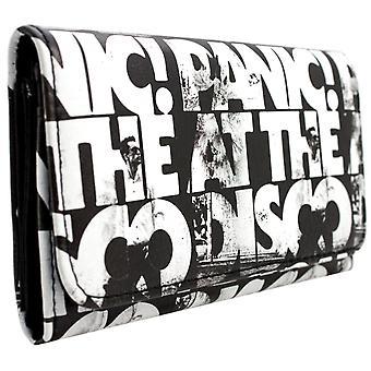 Panic! At The Disco Brendon Urie ID & Card Bi-Fold Purse