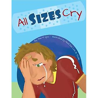 All Sizes Cry a book of self love by Igou & Asia H