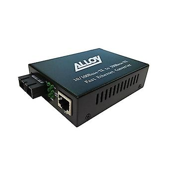 Alloy Ac100 Series Fx Multimode Fibre 1310Nm Sc Converter 2Km