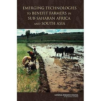 Emerging Technologies to Benefit Farmers in Sub-Saharan Africa and So