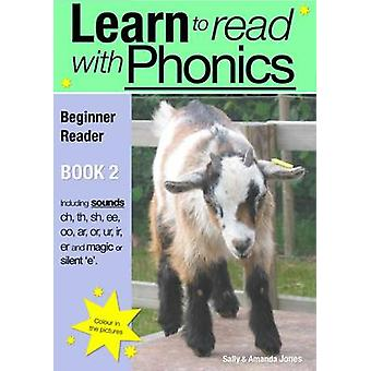 Learn to Read with Phonics - v. 8 - Bk. 2 - Beginner Reader by Sally Jo