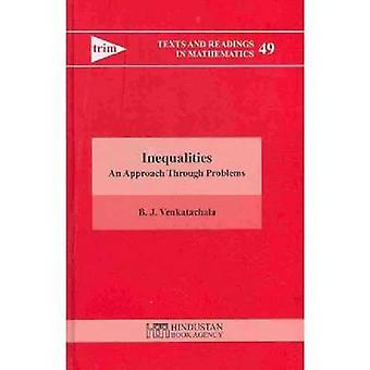 Inequalities - An Approach Through Problems by B.J. Venkatachala - 978