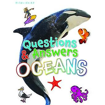 Questions and Answers Oceans by Miles Kelly