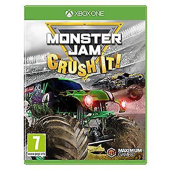 Monster Jam - Crush It (Xbox One) - Neu
