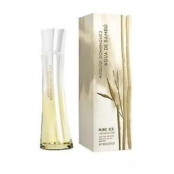 Adolfo Dominguez Agua de Bambu Pure Ice Limited Edition Eau de Toilette 100ml EDT Spray
