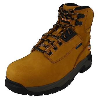 Mens ARIAT Waterproof Composite Toe Work Boots MasterGrip 6-quot;