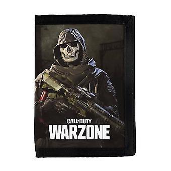COD Warzone Ghost Plånbok