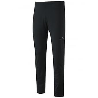 Ronhill Everyday Mens Slim Running Or Warm Up Pants All Black
