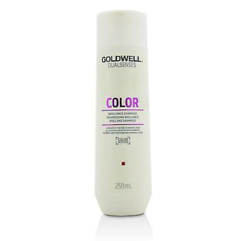 Dual senses color brilliance shampoo (luminosity for fine to normal hair) 215844 250ml/8.4oz