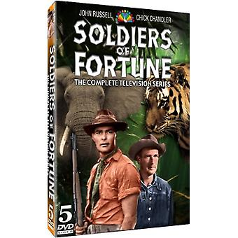 Soldiers of Fortune: Complete Television Series [DVD] USA import