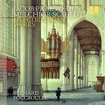 Selected Organ Works [CD] USA import