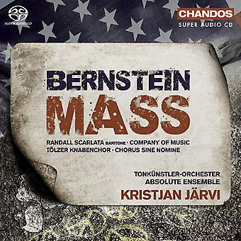 L. Bernstein - Leonard Bernstein: Mass [SACD] USA import