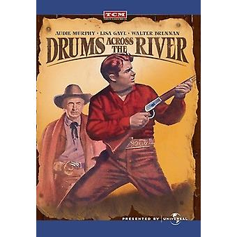 Importazione USA Drums Across the River [DVD]