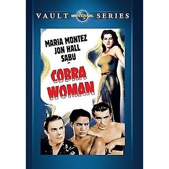 Cobra Woman [DVD] USA import
