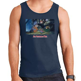 Un american tail The Bullying Orphans Men's Vest