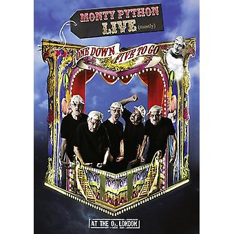 Monty Python Live (Mostly): One Down Five to Go [DVD] USA import